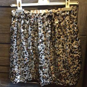 Joe Fresh mini skirt